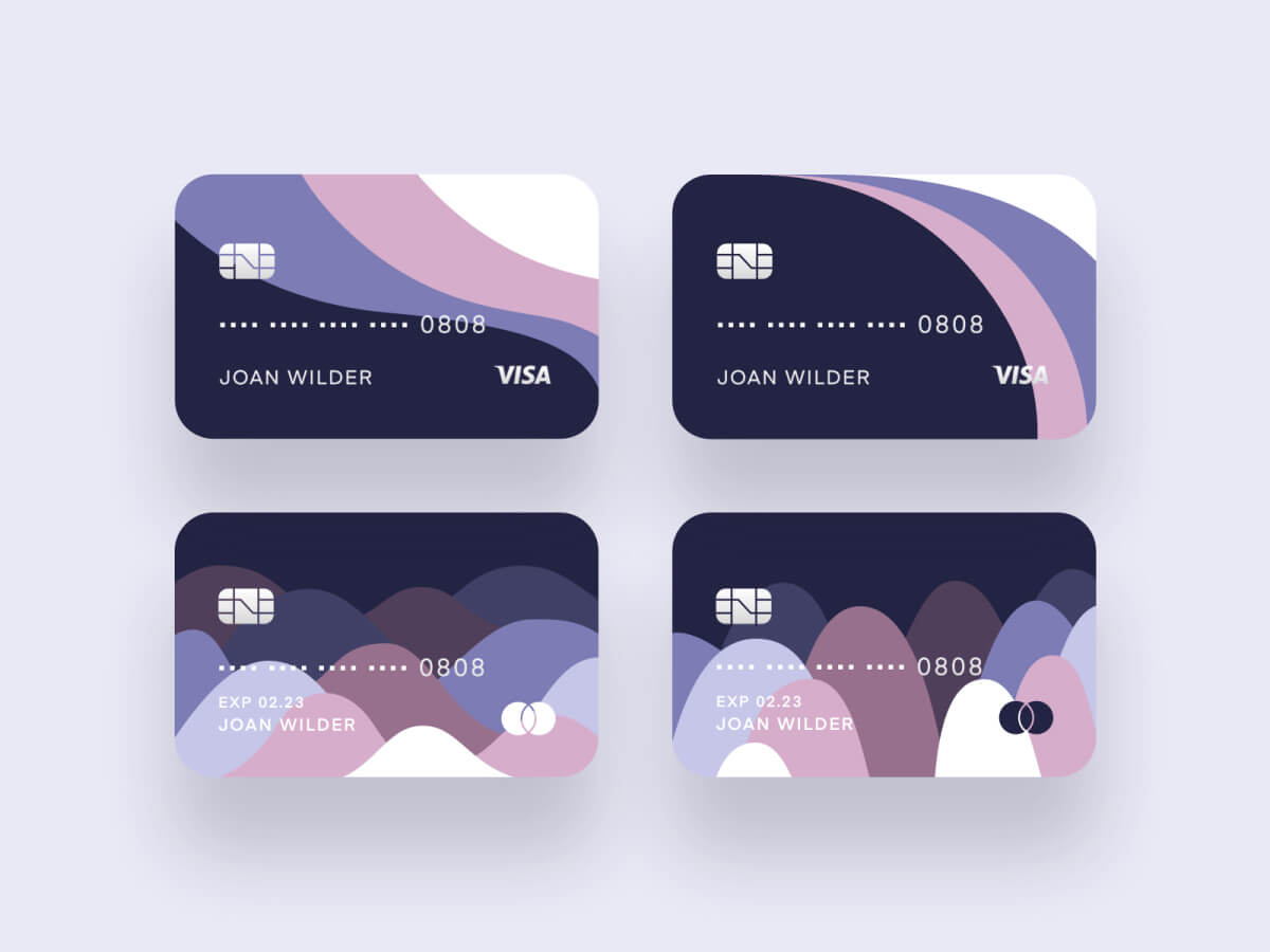Credit Card Templates
