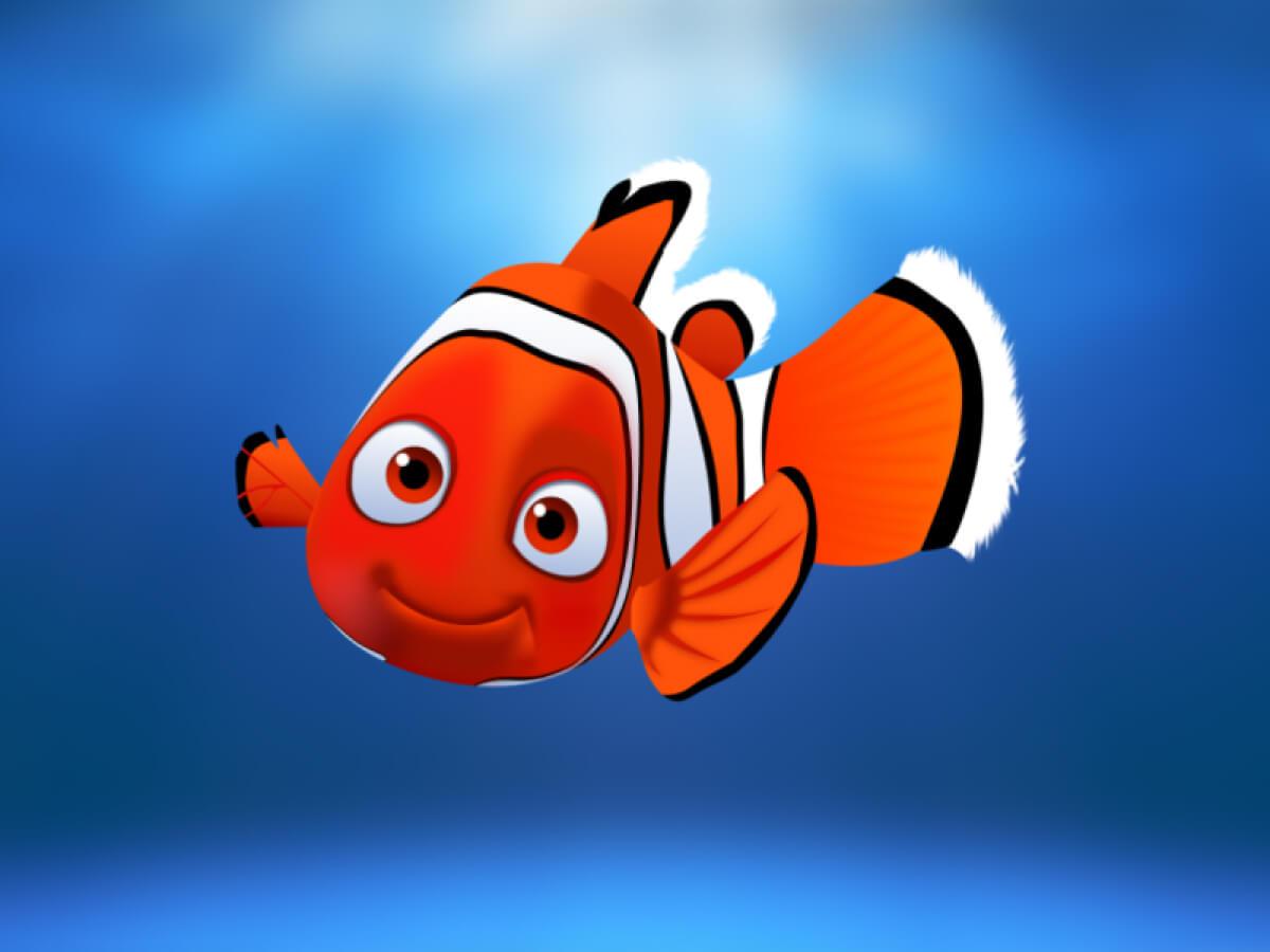 Finding Nemo Illustration for Sketch
