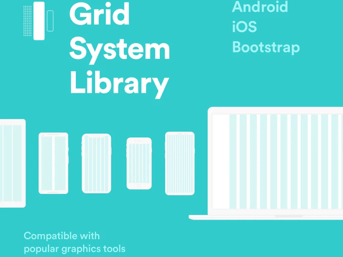 Grid System Library for Sketch