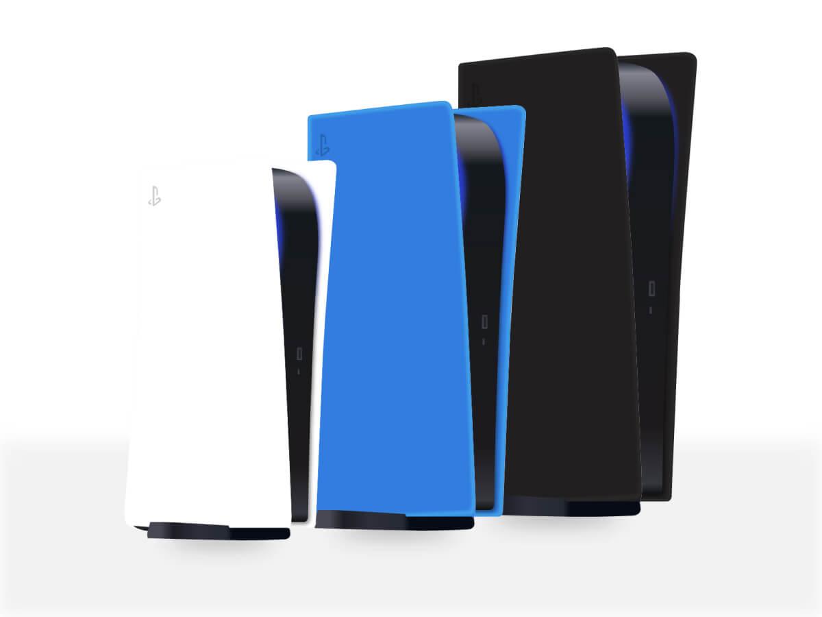 PlayStation 5 Mockup for Sketch