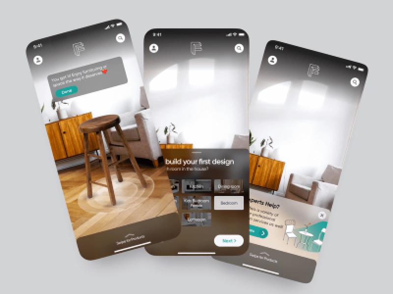 AR Forniture App