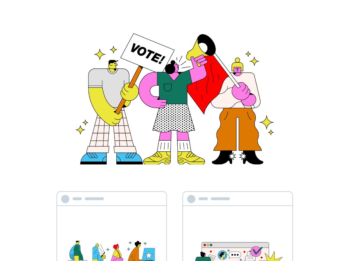 Election Illustrations