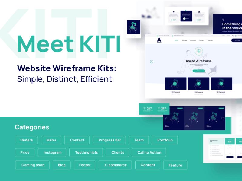 Hi-Fi Wireframe