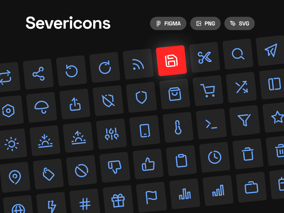 Essential Sketch Icons